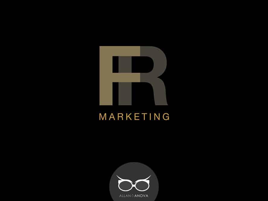 FR Marketing Logo Ideas