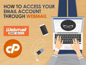 How to access your email account through Webmail
