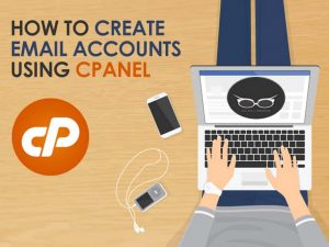 How to create an email account using CPANEL