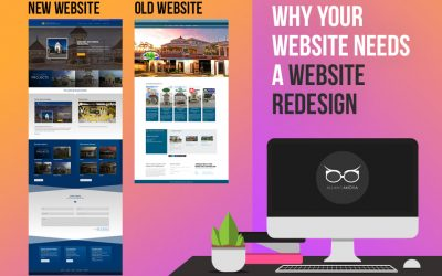 Why do you need a website redesign?